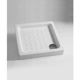 Square shower tray 90x90 h11628