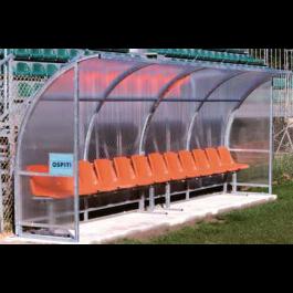 Bench coaches steel mt.3