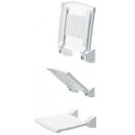 Wall mounted shower seat h11503