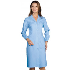 blue-sky-woman-gown-long-sleeve-in-cotton-and-polyester-h6551
