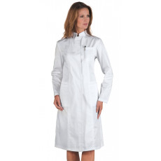 medical-woman-gown-in-cotton-with-long-sleeves-h6550