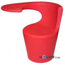 polyethylene-design-red-armchair-h8401
