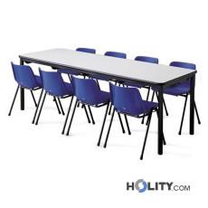Tavolo-attrezzato-con-supporto-per-8-sedie-h15105