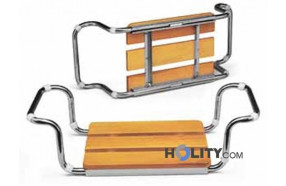 bathtub-seat-in-wood-and-steel-h5616