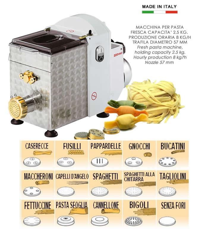 fresh pasta machine