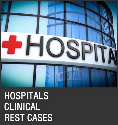 Hospitals Clinical Rest Cases
